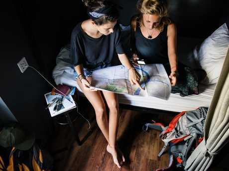 Hostels are a great way to meet like minded solo travellers, no matter what country you're in.