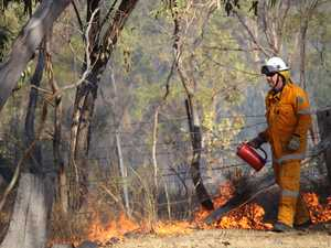 Bushfire in Girraween National Park destroys shed and car