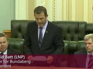 Video: David Batt presents two petitions