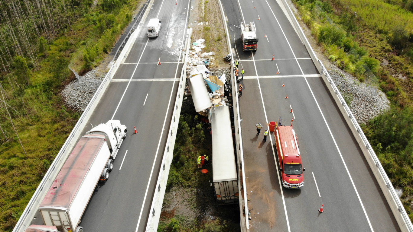 TRUCK FATALITY: Driver a Queensland man | Coffs Coast Advocate