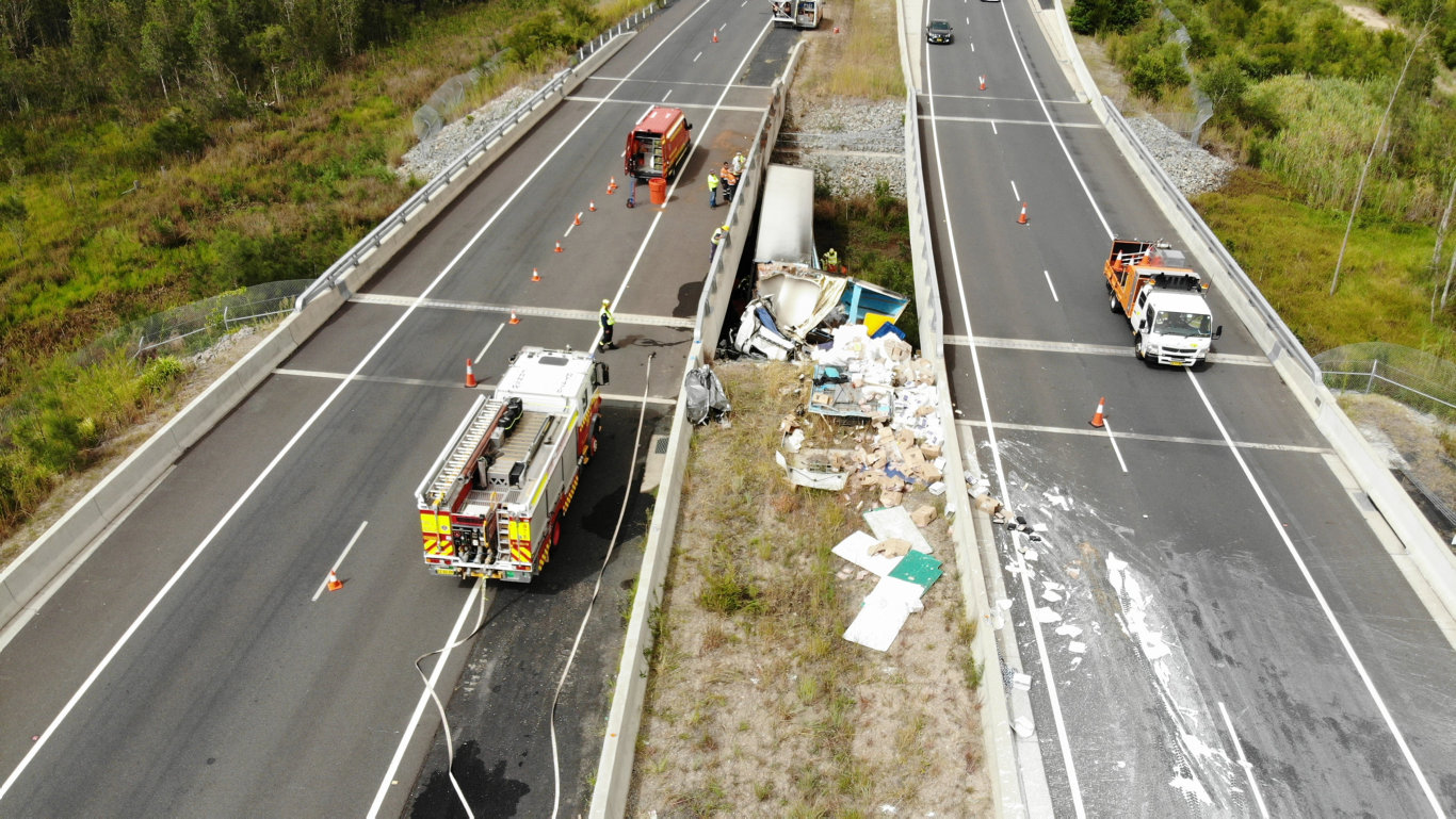 Fatal truck crash at Raleigh | Coffs Coast Advocate
