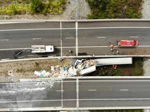 TRUCK FATALITY: Driver a Queensland man