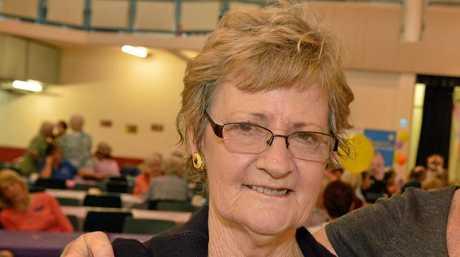 Paula Rowlands.