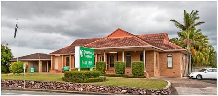 FLASHBACK: How the old funeral home looked before the revamp.