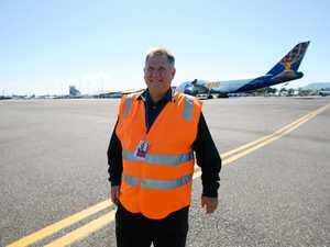 'Flap fault' causes Qantas plane to divert twice