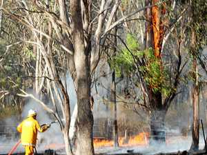 Fire crews pull out of Girraween as fire escapes containment