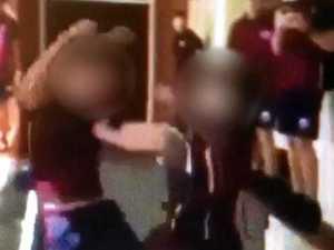 VIDEO: Secret online hub flaunts sickening school fights