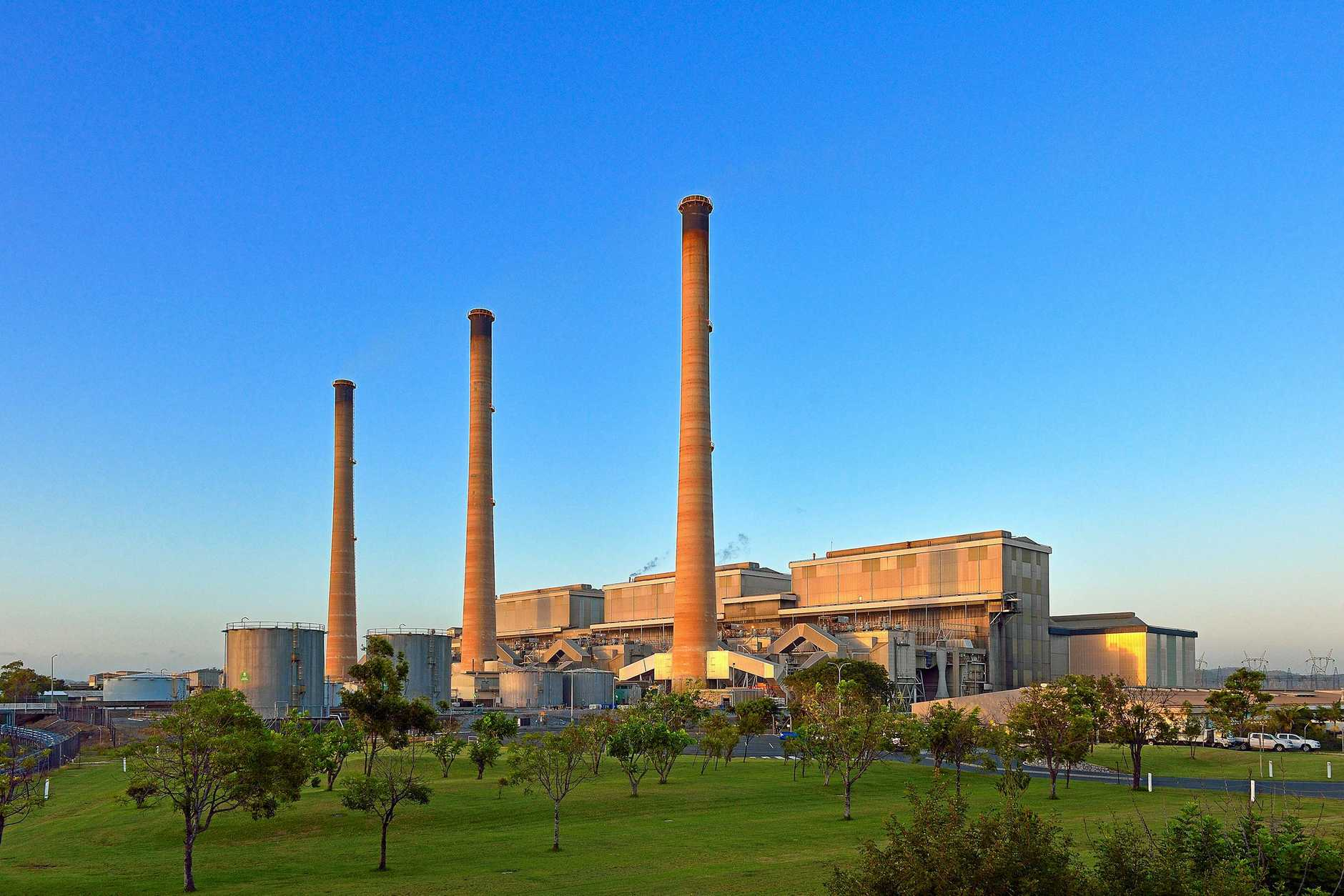 LONG HAUL: The NRG Gladstone Power Station shutdown will last from May 24-August 21.