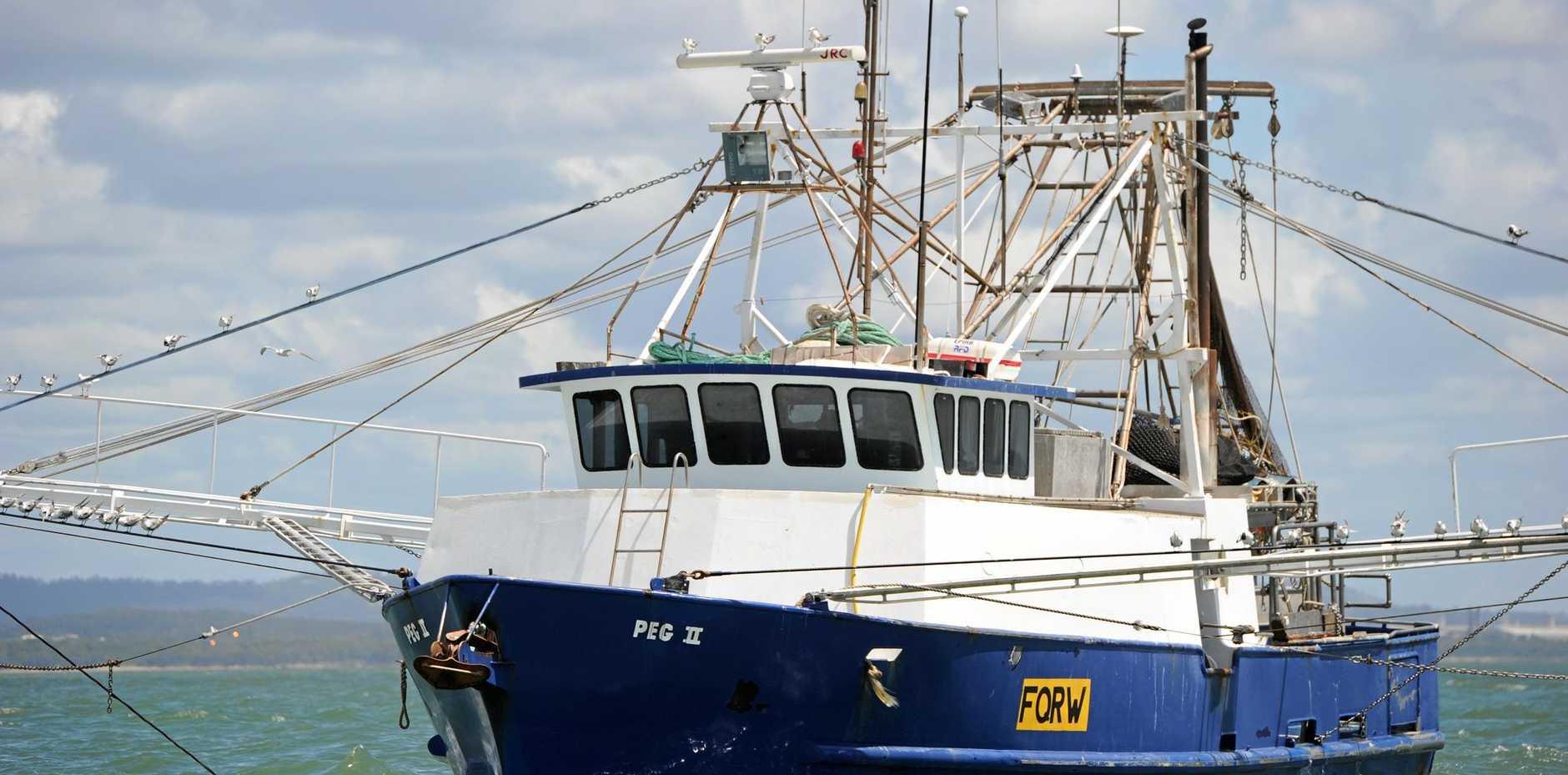 Burnett MP has spoken in parliament supporting commercial fishermen.