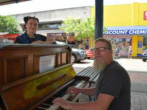 Couple hopeful piano 'jam sessions' will bring life to CBD