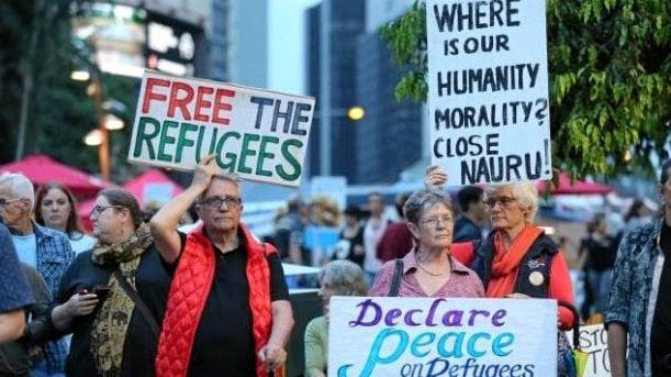 Asylum seeker advocate and former high-ranking RAAF officer Garry Bates of Buderim says politicians have finally listened to the voice of the people in agreeing new rules around detention.