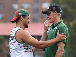 Rabbitohs excitement machine won't be blunted by Bennett