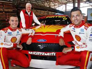 Mustangs steal limelight at Supercars launch