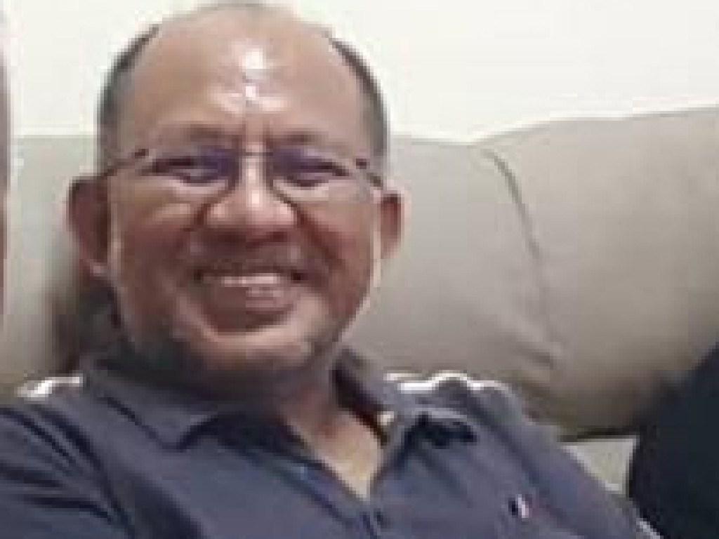 Former Malaysia Airlines engineer Zulhaimi Bin Wahidin.