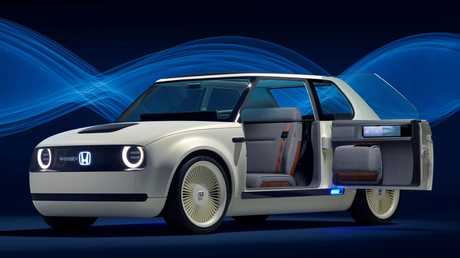 A strong response to the Honda Urban EV concept saw it pushed into production.