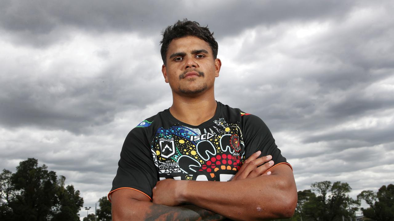 Mitchell will lead the indigenous All Stars war cry. AAP Image/David Crosling.