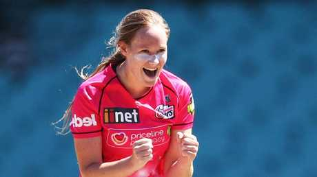 Good news for Lauren Cheatle as she has been recalled to the Australian side. Photo: Phil Hillyard