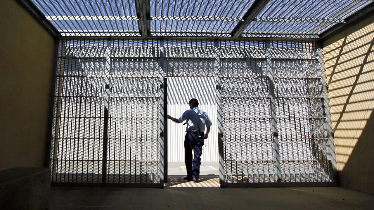 The pair are inmates at Goulburn Supermax.