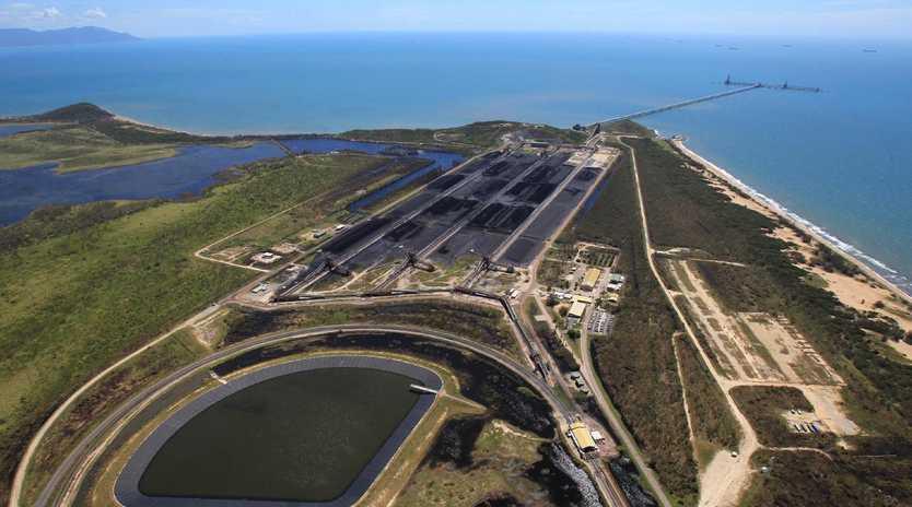 Abbot Point coal port