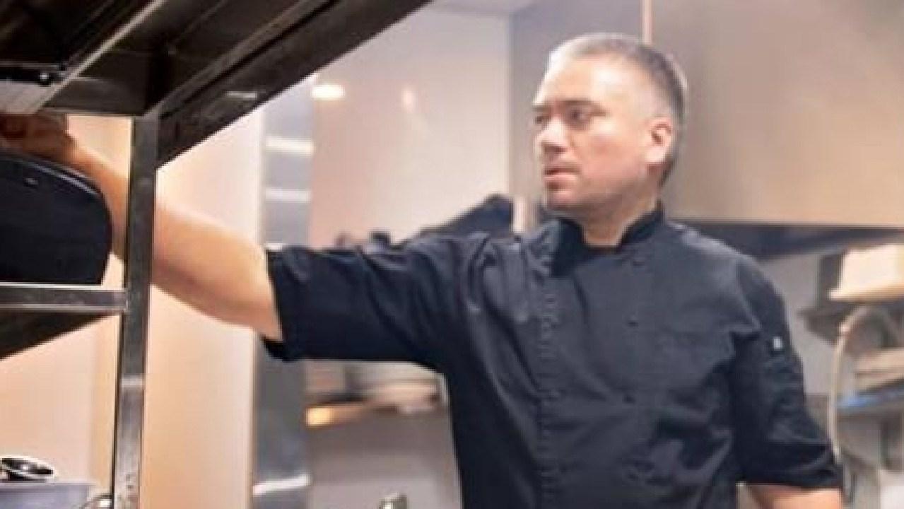 Sardjiono's Italian Restaurant owner Ales Malecek.