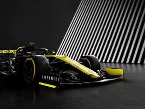 Ricciardo debut 'promising' despite slowest time