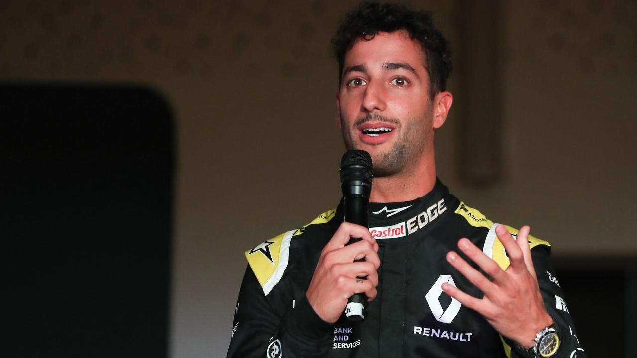 Daniel Ricciardo is hoping for a fresh start.