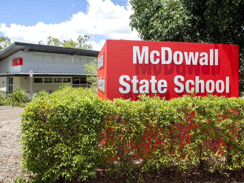 McDowall State School. (AAP Image/Richard Walker)