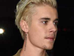 'Struggling' Bieber treated for depression