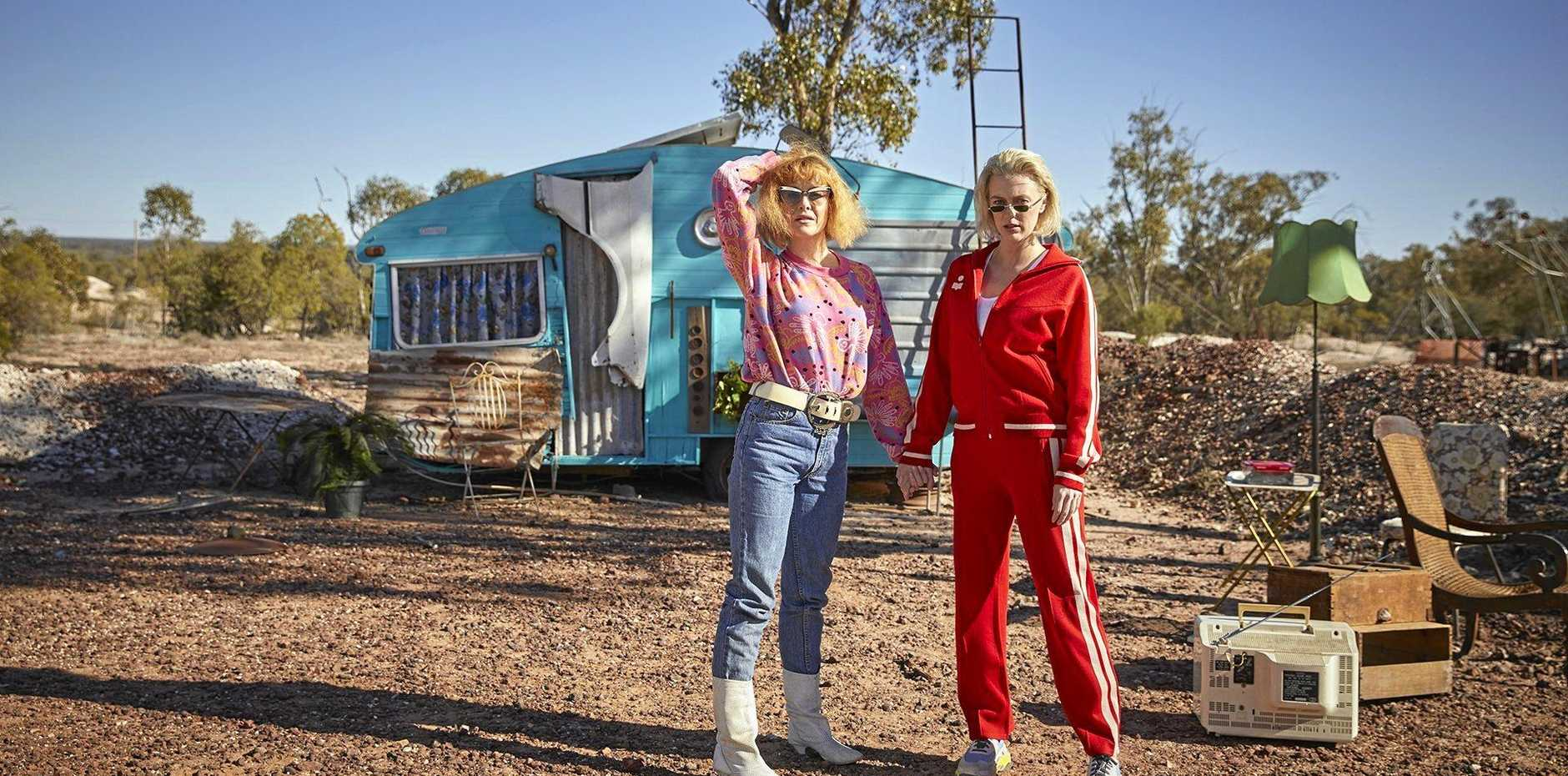 SHORT FILMS: Desert Dash, an Australian film by Gracie Otto, is one of the films selected for Flickerfest 2019.
