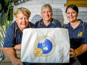 PIONEER: Local rotarians start country's first passport club