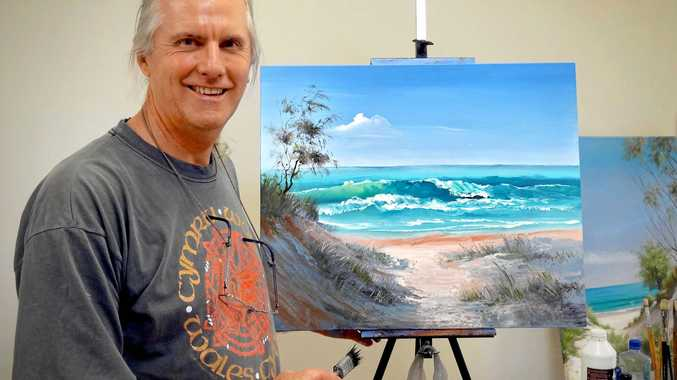 FINE ART: Don Milner is guest instructor at Art After Dark on February 28.