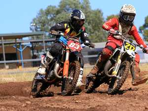Motocross club is a family affair