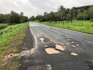 Road damage 'probably worse than Debbie'