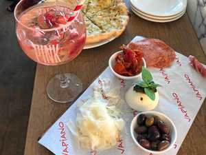 Carbs, cocktails: Raise charity funds at Vapiano