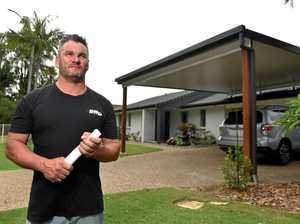 Carport warfare as dad takes stand against council orders
