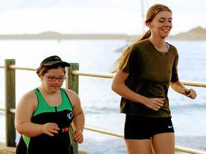 Hannah chasing her goals ahead of Coffs Tri