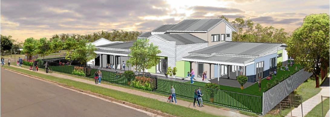 GREEN LIGHT: Plans for a new purpose-built 80-place centre in North Bundaberg have been approved by Bundaberg Regional Council.