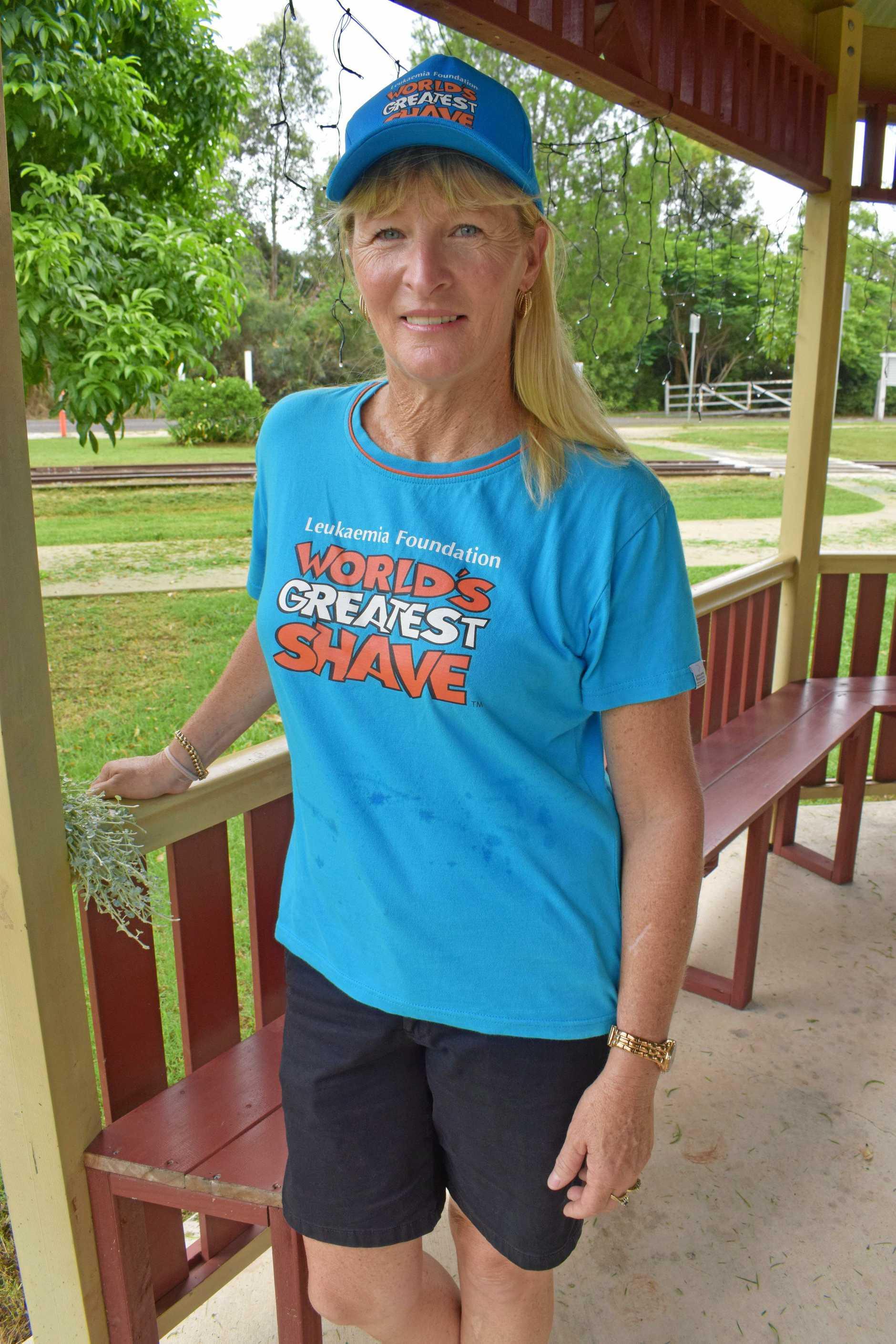 Tracy Siedofsky at Amamoor.