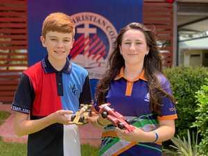 School represents Mackay in national comp