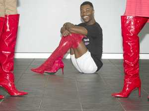 Kinky Boots a 'dream come true' for star