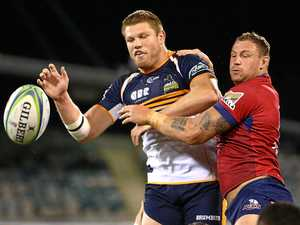 Brumbies lock keen to fire