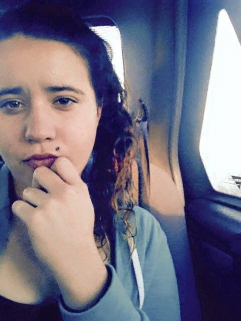 Latecha Ann Cecillia Norman, 20, pleaded guilty in Hervey Bay District Court to two counts of assault.