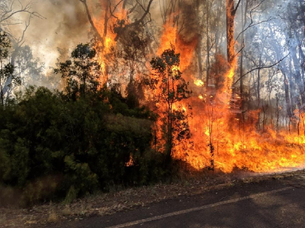 Five total fire bans for parts of the state kick in today.