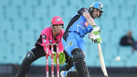 Jake Lehmann of the Strikers had a disappointing season on the pitch and in SuperCoach BBL