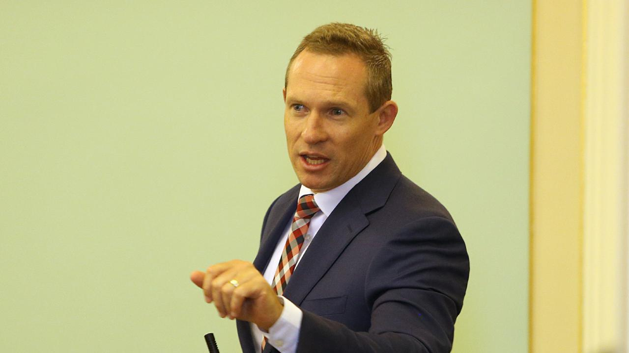 Queensland Housing and Public Works Minister