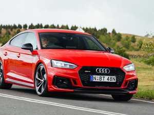 Tested: Audi's RS5 Sportback practical semi-supercar