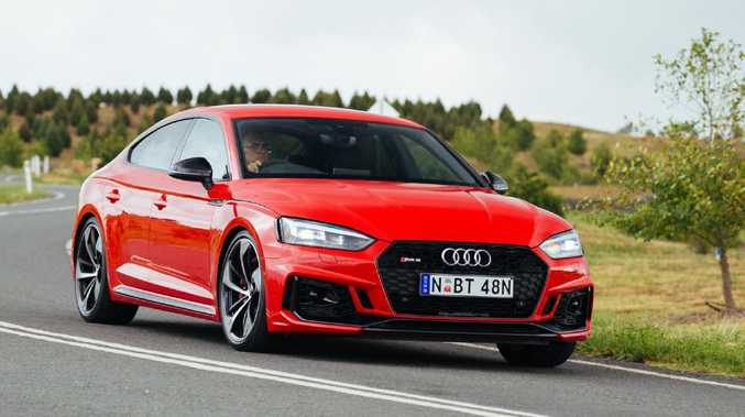 Tested: Audi's RS5 Sportback practical semi-supercar