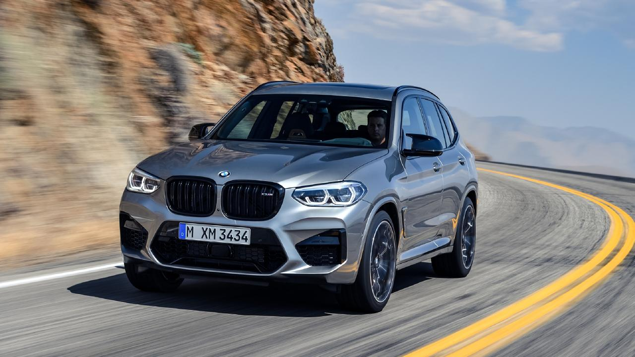 BMW is more than likely to offer the X3 M Competition only in Australia.