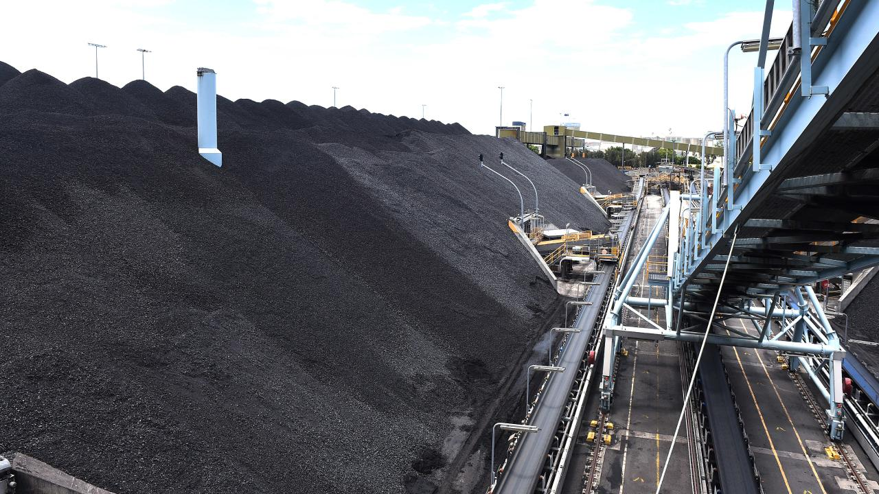 Demand for Australian coal will remain high as Asia consumes more energy. Picture: John Gass/AAP Image