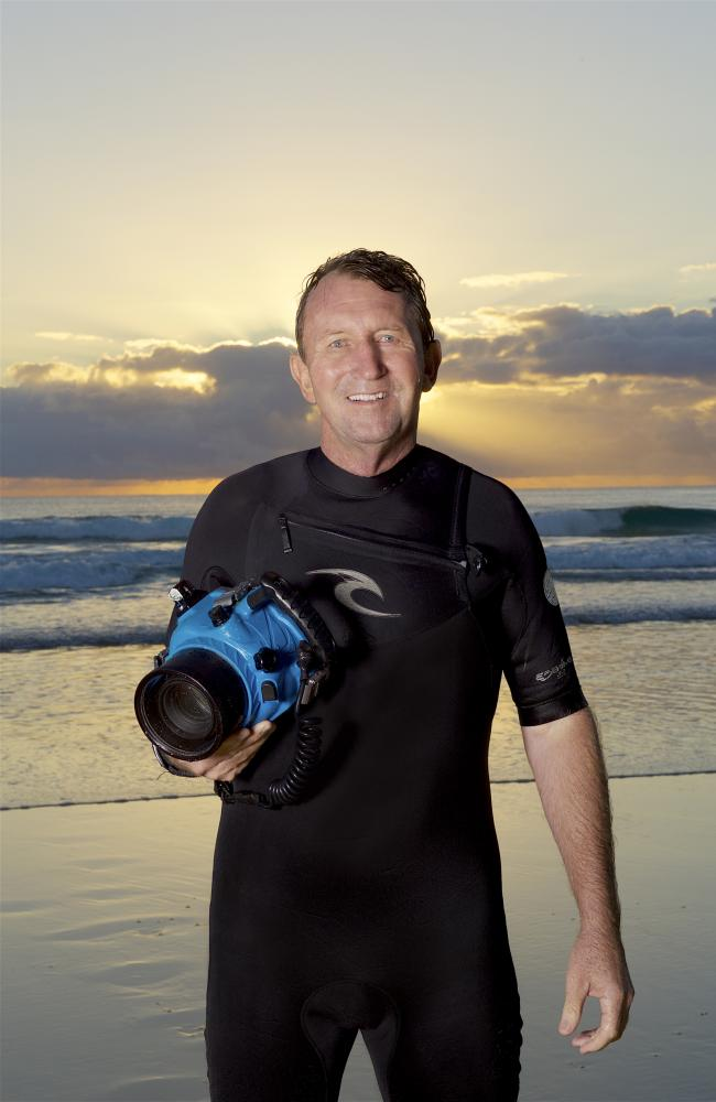 Ted Grambeau will be hosting a photography masterclass in Bali. Picture: Selina Kidd.